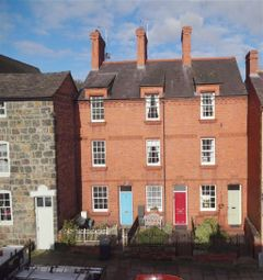 Thumbnail 3 bed terraced house for sale in 2, Park Terrace, Mount Street, Welshpool, Powys