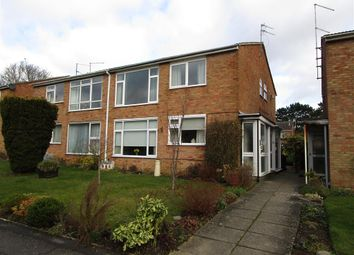 Thumbnail 2 bed maisonette to rent in Conifer Rise, Weston Favell, Northampton