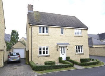 Thumbnail 4 bed detached house for sale in Brook Lane, Witney