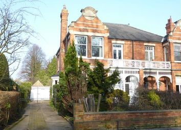 Thumbnail 5 bed semi-detached house for sale in Welholme Road, Grimsby