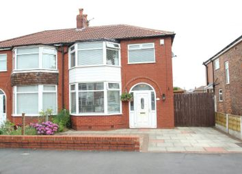 Thumbnail 3 bed semi-detached house for sale in Cheam Road, Timperley, Altrincham