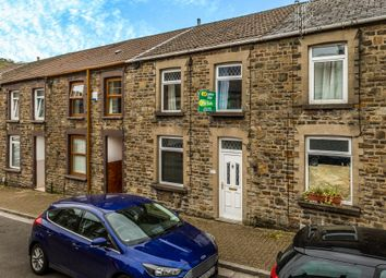 Thumbnail 3 bed terraced house for sale in Sheppard Street, Pontypridd