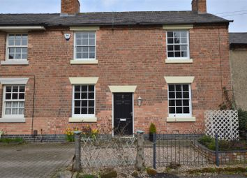 Thumbnail 3 bed cottage for sale in Church Walk, Allestree, Derby