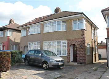 Thumbnail 3 bed semi-detached house for sale in Elgin Avenue, Harrow