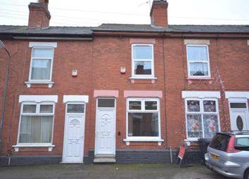 Thumbnail 2 bed terraced house for sale in Scott Street, New Normanton, Derby