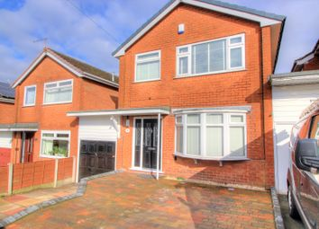 Thumbnail 3 bed semi-detached house for sale in Tarnside Close, Stockport