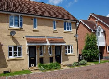 Thumbnail 2 bed terraced house for sale in Mill Quern, Highfields Caldecote, Cambridge