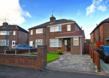 Thumbnail 3 bed semi-detached house for sale in Cawthorne Avenue, Grappenhall