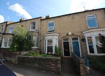 Thumbnail 3 bed terraced house for sale in Philadelphia Terrace, York, North Yorkshire, England
