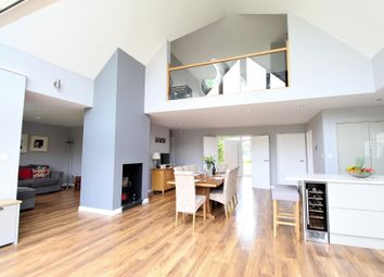 Thumbnail 4 bedroom detached house for sale in Bucklesham Road, Foxhall, Ipswich