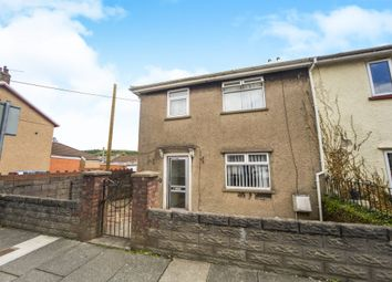 Thumbnail 3 bed end terrace house for sale in Mildred Street, Beddau, Pontypridd
