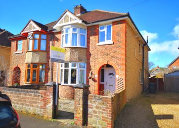 Thumbnail 4 bed semi-detached house for sale in Charlesbury Avenue, Gosport