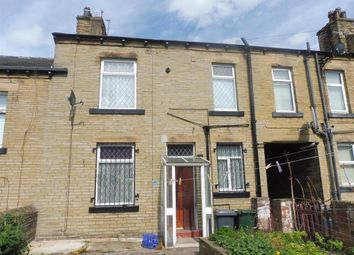 Thumbnail 1 bedroom terraced house to rent in Paley Terrace, Bradford