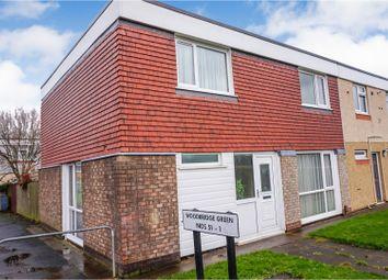 Thumbnail 4 bedroom end terrace house for sale in Woodbridge Green, Leeds