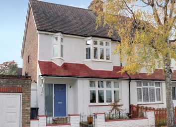 Thumbnail 3 bed semi-detached house for sale in Dorset Road, Alexandra Park, London