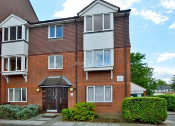 Thumbnail 1 bed flat for sale in Weald Close, London