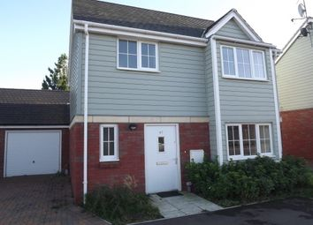 Thumbnail 3 bed detached house to rent in Lynn Crescent, Fareham