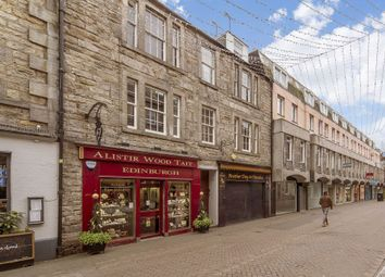 Thumbnail 2 bed flat for sale in Rose Street, New Town, Edinburgh