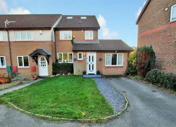 Thumbnail 3 bed semi-detached house for sale in Clos Nant Ddu, Pontprennau, Cardiff