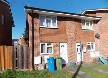 Thumbnail 2 bed end terrace house to rent in St. Georges Road, Aldershot
