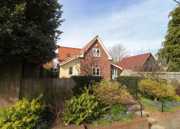 Thumbnail 3 bed detached house for sale in The Green, Hadleigh, Ipswich, Suffolk