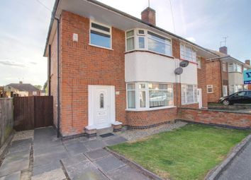 Thumbnail 3 bed semi-detached house for sale in Wilnicott Road, Braunstone, Leicester