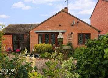 Thumbnail 2 bed detached bungalow for sale in Hawthorne Close, Drakes Broughton, Pershore, Worcestershire