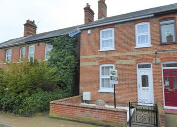 Thumbnail 2 bed end terrace house to rent in Grimsey Road, Leiston, Suffolk