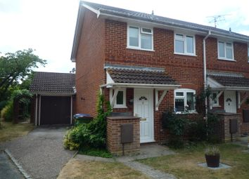 Thumbnail 3 bed end terrace house to rent in Kipling Court, Manor Fields, Horsham
