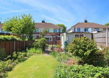 Thumbnail 3 bed semi-detached house for sale in Gainsborough Avenue, Worthing