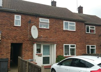 Thumbnail 3 bed terraced house to rent in Eastern Avenue, Peterborough, Northamptonshire