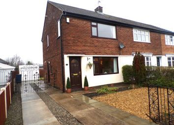 Thumbnail 2 bed semi-detached house for sale in St. Marys Close, Walton-Le-Dale, Preston