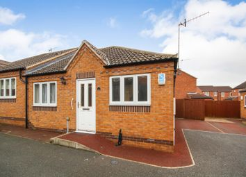 Thumbnail 2 bed semi-detached bungalow for sale in Greendale Road, Woodthorpe View, Nottingham