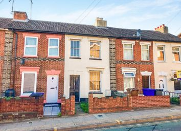 Thumbnail 2 bedroom terraced house for sale in Argyle Street, Ipswich