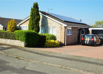 Thumbnail 3 bedroom bungalow for sale in Badger Close, Stirchley Telford