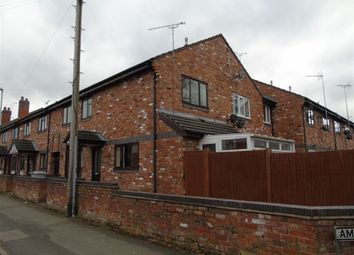 Thumbnail 3 bed town house to rent in Queen Street, Crewe