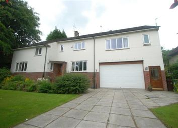 Thumbnail 5 bedroom detached house for sale in Ashes Lane, Stalybridge, Cheshire