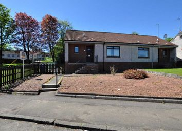 Thumbnail 1 bedroom bungalow for sale in 47 Pompee, Alloa, Sauchie 3By, UK