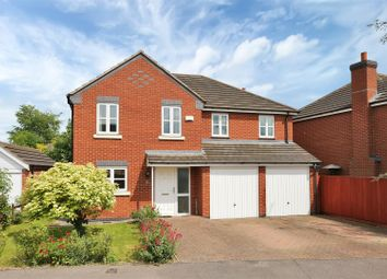 Thumbnail 5 bed detached house for sale in Durham Close, Melton Mowbray