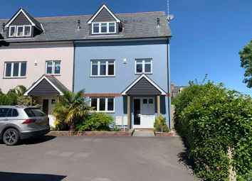 Thumbnail 4 bed end terrace house to rent in Bishops Court, Lawn Drive, Chudleigh