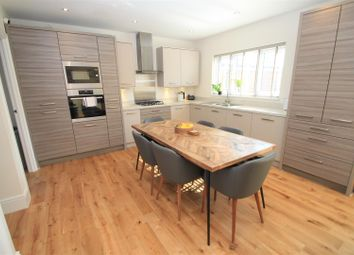 Thumbnail 4 bed detached house for sale in Rieth Close, Hinckley