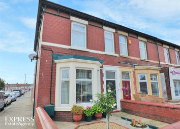 Thumbnail 4 bed terraced house for sale in Poulton Road, Fleetwood, Lancashire