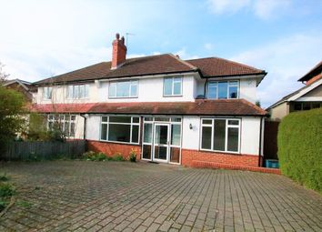 Thumbnail 4 bed semi-detached house to rent in Brent Road, Selsdon, South Croydon