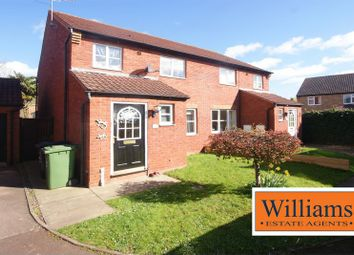 Thumbnail 3 bed semi-detached house for sale in St. Clares Court, Lower Bullingham, Hereford