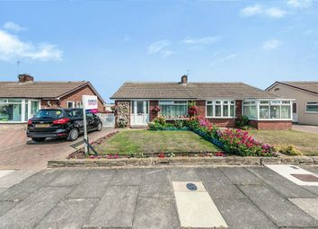 Thumbnail 2 bed semi-detached bungalow for sale in Castle Road, Redcar, North Yorkshire