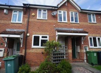 Thumbnail 2 bed terraced house to rent in Marston Close, Belper