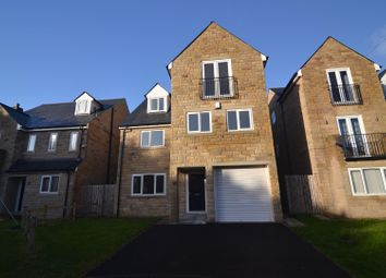 5 bed detached house for sale in Old Cottage Close, Hipperholme, Halifax HX3