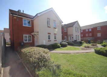 Thumbnail 2 bedroom end terrace house for sale in Mallard Close, Whitehall, Bristol