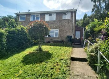 Thumbnail 3 bed semi-detached house for sale in Lower Cross, Clearwell, Coleford