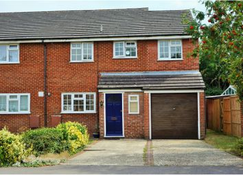 Thumbnail 4 bedroom semi-detached house for sale in Durand Road, Reading